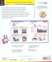 Debuter En Micro - 4ème de couverture - Format classique