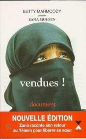 Vendues - Ne - Couverture - Format classique