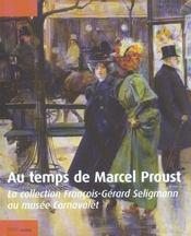 Au Temps De Marcel Proust - Intérieur - Format classique
