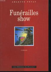 Funerailles show - Couverture - Format classique
