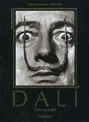 Dali ; l'oeuvre peint - Intérieur - Format classique