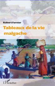 Tableaux de la vie malgache - Couverture - Format classique