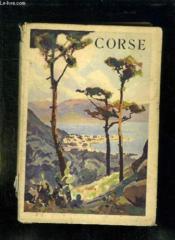 Corse. - Couverture - Format classique