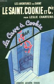 Le Saint, Cookie Et Cie. Les Aventures Du Saint N°21. - Couverture - Format classique