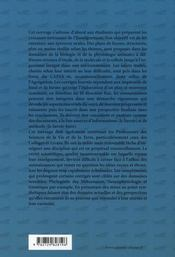 Biologie et physiologie animales et cellulaires ; préparation aux épreuves orales du capès - 4ème de couverture - Format classique