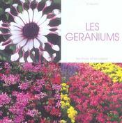 Les Geraniums - Intérieur - Format classique