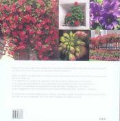 Les Geraniums - 4ème de couverture - Format classique