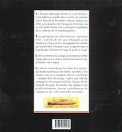 La Mer S'Affiche - 4ème de couverture - Format classique