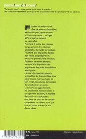 Se Loger A Paris - 4ème de couverture - Format classique
