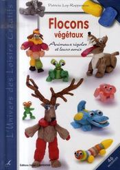 Animaux rigolos et leurs amis en flocons végétaux - Intérieur - Format classique