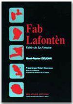 Fab lafontèn - Couverture - Format classique