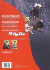 Kerozen Et Gazoleen T.2 ; Holidays On Space - 4ème de couverture - Format classique