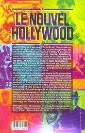 Le nouvel Hollywood ; coppola lucas scorsese spielberg... ; la revolution d'une generation - 4ème de couverture - Format classique
