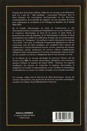 Internet, aspects juridique 2eme edition - 4ème de couverture - Format classique