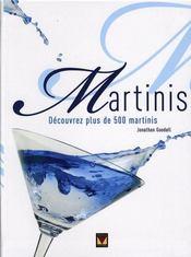 Martinis ; découvrez plus de 500 martinis - Intérieur - Format classique