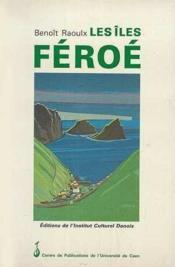 Les Iles Feroe - Couverture - Format classique
