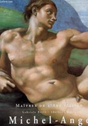 Les maitres de l'art italien ; michel-ange - Couverture - Format classique