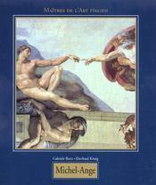 Les maitres de l'art italien ; michel-ange - Intérieur - Format classique