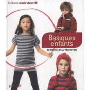 Basiques enfants - Couverture - Format classique