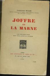 Joffre Et La Marne - Couverture - Format classique