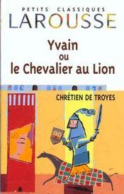 Yvain ou le chevalier au lion - Intérieur - Format classique