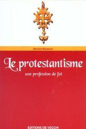Protestantisme (Le) - Intérieur - Format classique