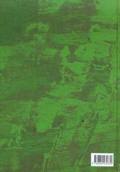 Atlas D'Echographique Du Systeme Locomoteur - Tome Ii - Membre Inferieur - 4ème de couverture - Format classique