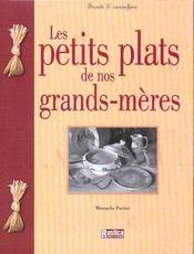 Les Petits Plats De Nos Grands-Meres - Intérieur - Format classique