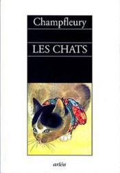 Chats (Les) - Couverture - Format classique