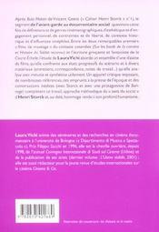 Henri Storck - 4ème de couverture - Format classique