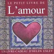 Le petit livre de l'amour - Intérieur - Format classique