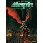 Aleph: Le neuvième dragon - Intérieur - Format classique
