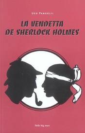 La Vendetta De Sherlock Holmes - Intérieur - Format classique