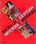 Berlin-Moskau/Moskau-Berlin 1900-1950 /Allemand - Couverture - Format classique