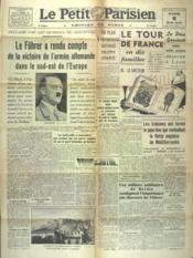 Petit Parisien Edition De Paris (Le) du 06/05/1941 - Couverture - Format classique