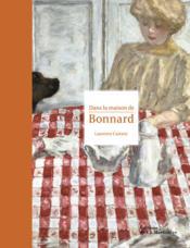 Dans la maison de Bonnard - Couverture - Format classique