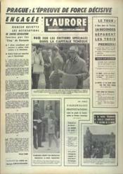 Aurore (L') N°7428 du 19/07/1968 - Couverture - Format classique
