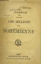 Rocambole Ix : Les Millions De La Bohemienne. - Couverture - Format classique