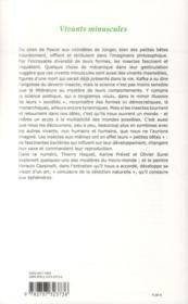 Revue Critique N.803 - 4ème de couverture - Format classique