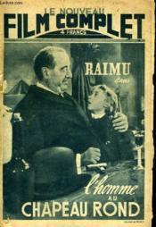Le Nouveau Film Complet N° 68 - L'Homme Au Chapeau Rond - Couverture - Format classique
