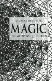 Vente livre :  Magic  - Laurent De Sutter