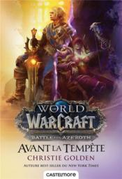 Vente livre :  Warcraft ; la guerre des trolls  - William King