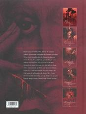 Sambre T.1 ; Plus Ne M'Est Rien - 4ème de couverture - Format classique