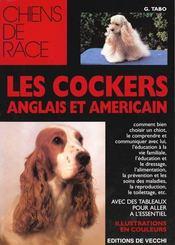 Les Cockers Anglais Et Americains - Intérieur - Format classique