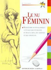 Nu Feminin (Le) - Intérieur - Format classique
