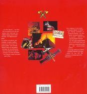 Le Feu Sacre - 4ème de couverture - Format classique