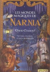 Les mondes magiques de narnia - Intérieur - Format classique