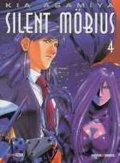 Silent Mobius T.4 - Intérieur - Format classique