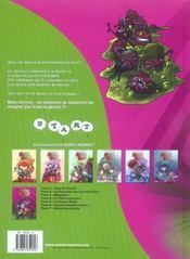 Monster allergy t.7 ; monstres en boîte - 4ème de couverture - Format classique