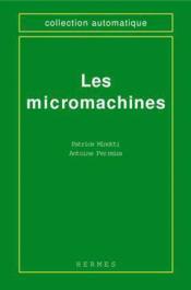 Les micromachines coll automatique - Couverture - Format classique
